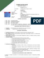CV inggris jakarta