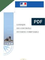 Lexique Controle Interne