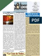 """2012-01-08 """"El Conquistador""""- Boletín Semanal de """"La Casa de Todos"""" Chimbote Perú"""