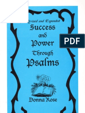 Success Power Through Psalms | Anointing | Prayer