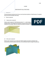 Tekla Structures Glossary | Building Information Modeling