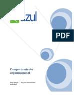 Proyecto Final Diego villacrés, empresa Azul