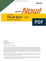 Microsoft Visual Basic 2005 Express Edition - Build a Program Now
