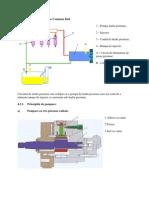 Circuitul de înalta presiune Common Rail