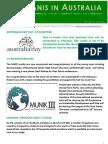 Pakistanis in Australia Vol 2 issue 1 2012