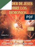 EL PODER DE JESÚS SOBRE LOS DEMONIOS.unlocked