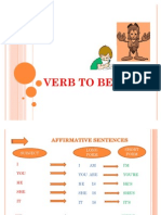 Verb to Be Revision