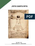 Artigo Revista Santa Rita