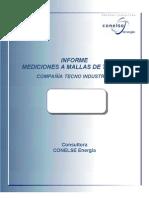 04. CTI - Informe Mediciones Mallas Tierra