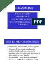 Capacitacion Merchandising