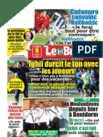 LE BUTEUR PDF du 09/01/2012