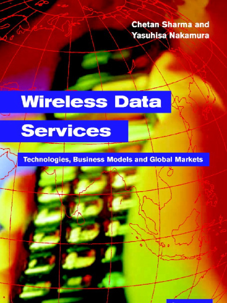 Wireless Data Services Computer Network Telecommunication Circuitry Options Signal Processing Ataverage Conversational Levels
