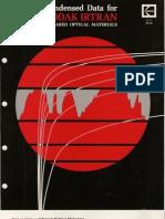 Condensed Data for Kodak Irtran Materials