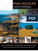 California Wildlife Action Plan