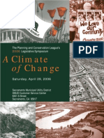 A Climate of Change