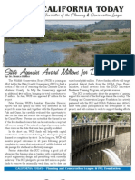 June 2011 California Today, PLanning and Conservation League Newsletter