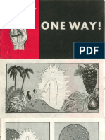Chick Tract - One Way