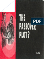 Chick Tract - The Passover Plot