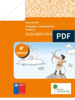 guiadidactica 4to lenguaje