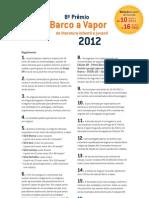 Convocatoria BV 2012 Site