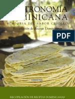 476. Gastronomia Dominicana