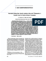 P. B. Zanzonico, R. E. Bigler, and B. Schmall- Neuroleptic Binding Sites