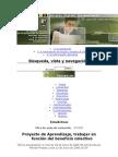 Diferencias Entre Proyectos de Aula y Aprendizaje