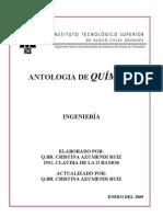 Antologia Quimica Bachillerato
