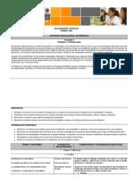 Programa Tecnologia de a I Sec Und Arias Tecnicas