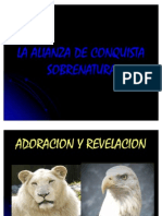 La Alianza de Conquista Sob Re Natural