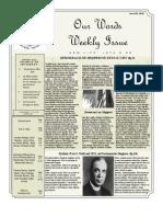 Newsletter Volume 4 Issue 02