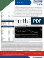 Weekly Market Outlook 07.01.12