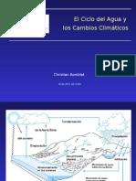 Ciclo de Agua y Calentamiento Global CEDSIP 2