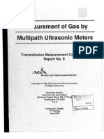 Aga Report 9 - Ultrasonic Meter 20001