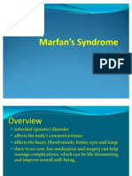 Marfan's Syndrome