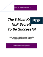 8 NLP Secrets