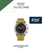 Glycine Airman Double 24 09