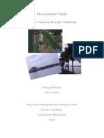 Laporan Perencanaan Tapak Kawasan Danau Tanjung Bunga Makassar