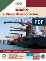 Como Determinar El Precio de Exporta Cion