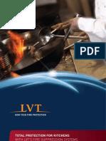 LVT Kitchen Fire Suppression Brochure December 2011