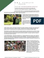 Burma Update - DASSK Met With British Foreign Secretary - 6 January 2012
