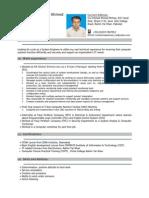 System Engineer CV