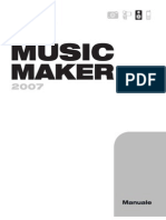 Manuale Magix Music Maker