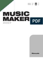 Manuale Magix Music Maker