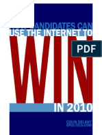 How the candidates can use Internet to win in 2010