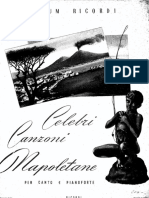 Celebri Canzoni Napoletane - 15 Songs - 1919 -Songbook[1]