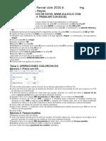 75491348 Ejercicios Excel Alumnos