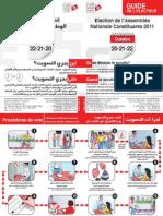 Tunisie 2011 - Guide de L'Electeur