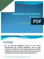 Material Educativo Yupana