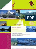 Documentation Brochure Bernex